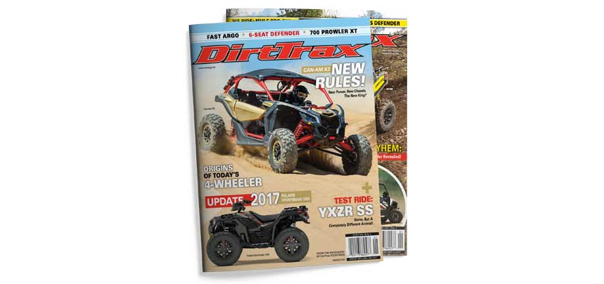 DirtTrax Covers