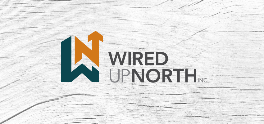 Wired Up Norh Logo